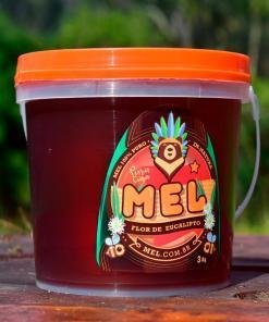 BALDE DE MEL PURO 3kg