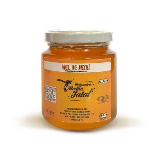 mel-jatai-240ml-puro-natural-organico-atacado-varejo